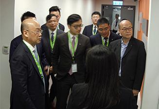 上海大众公用事业集团到访